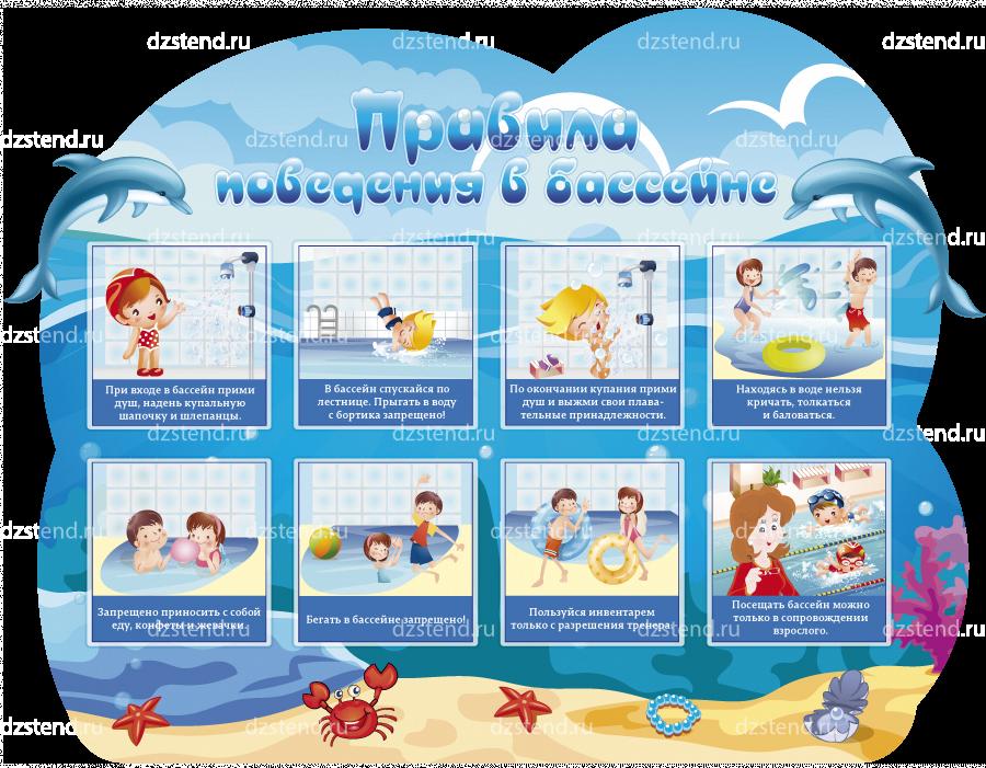 позволяет правила посещения бассейна в картинках руководстве безопасности